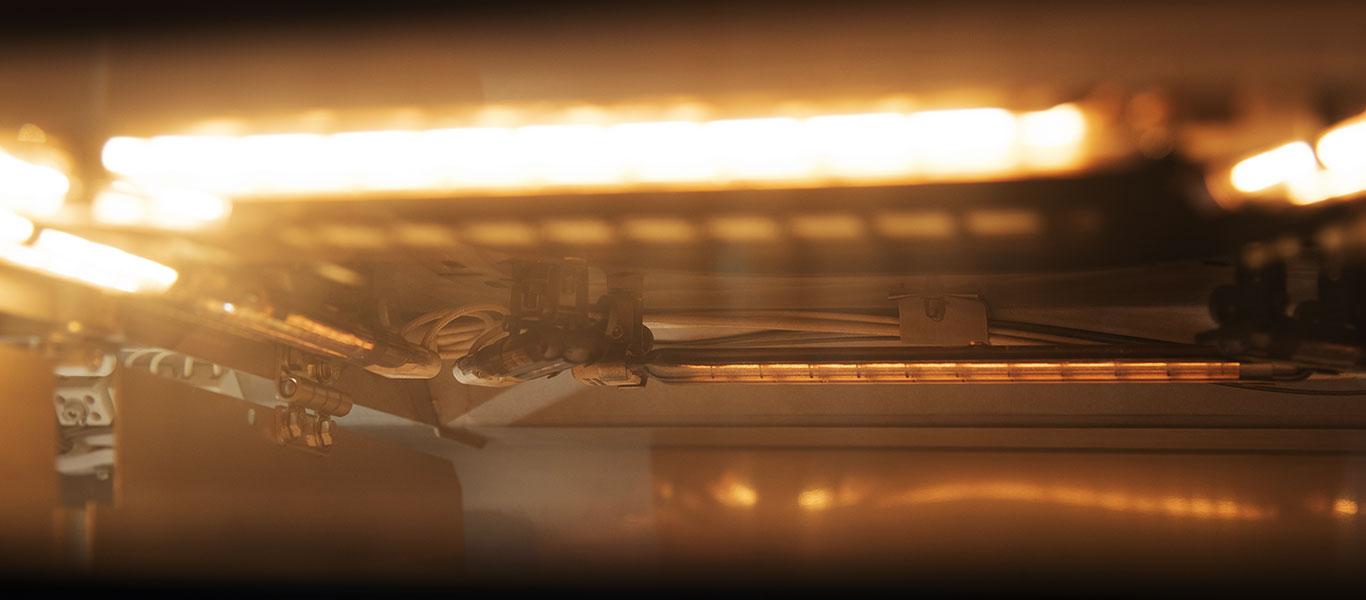 Componenti interni di una stampante 3D